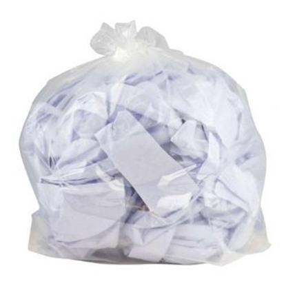 Picture of HEAVY DUTY CLEAR SACKS (HIGH CLARITY)